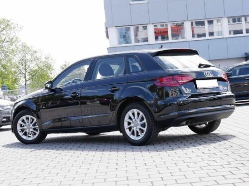Audi A3 Sportback 1.5 TFSI 150 Noir occasion à Beaupuy - photo n°3