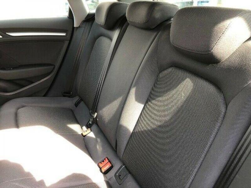 Audi A3 Sportback 1.5 TFSI 150 Noir occasion à Beaupuy - photo n°5