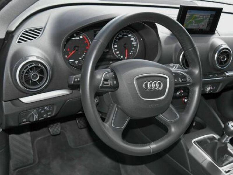 Audi A3 Sportback 1.5 TFSI 150 Noir occasion à Beaupuy - photo n°9
