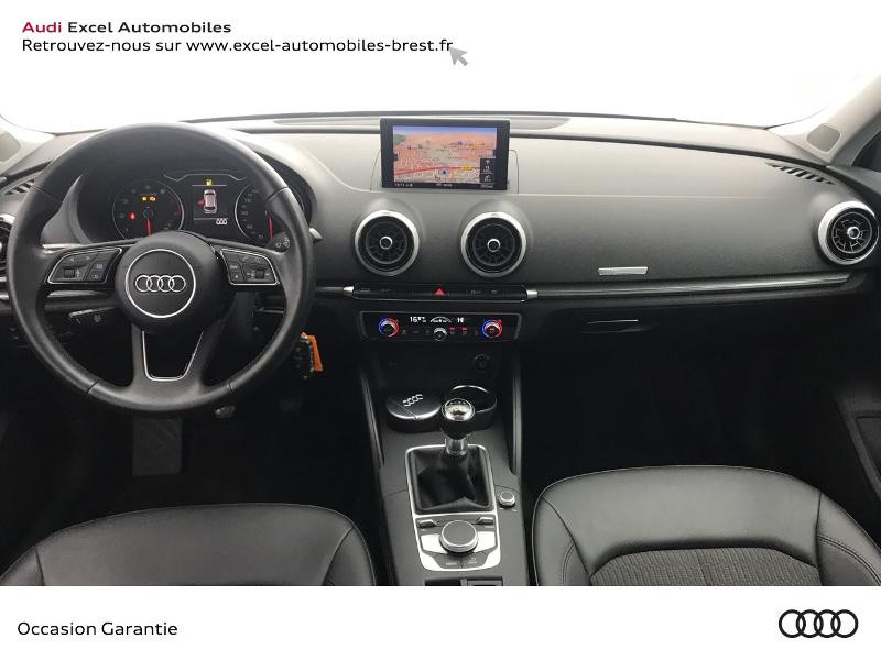Audi A3 Sportback 1.5 TFSI 150ch Design Bleu occasion à Brest - photo n°7