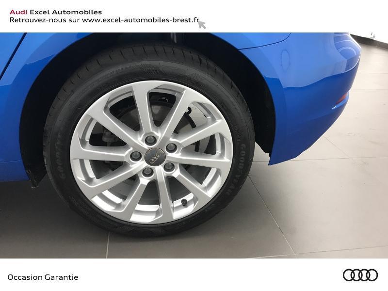 Audi A3 Sportback 1.5 TFSI 150ch Design Bleu occasion à Brest - photo n°16