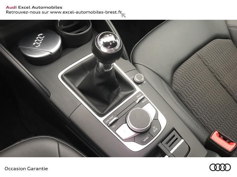 Audi A3 Sportback 1.5 TFSI 150ch Design Bleu occasion à Brest - photo n°13
