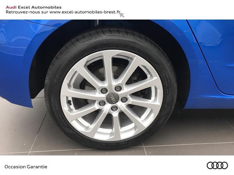 Audi A3 Sportback 1.5 TFSI 150ch Design Bleu occasion à Brest - photo n°17
