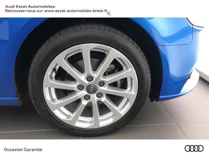 Audi A3 Sportback 1.5 TFSI 150ch Design Bleu occasion à Brest - photo n°18