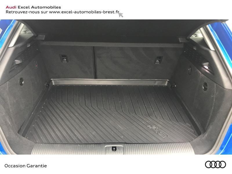 Audi A3 Sportback 1.5 TFSI 150ch Design Bleu occasion à Brest - photo n°9