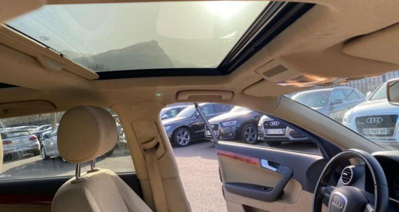 Audi A3 Sportback 1.6 FSI 115CH ATTRACTION 3P Bleu occasion à VOREPPE - photo n°5