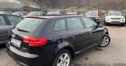 Audi A3 Sportback 1.6 TDI 105CH DPF START/STOP AMBIENTE Noir à VOREPPE 38