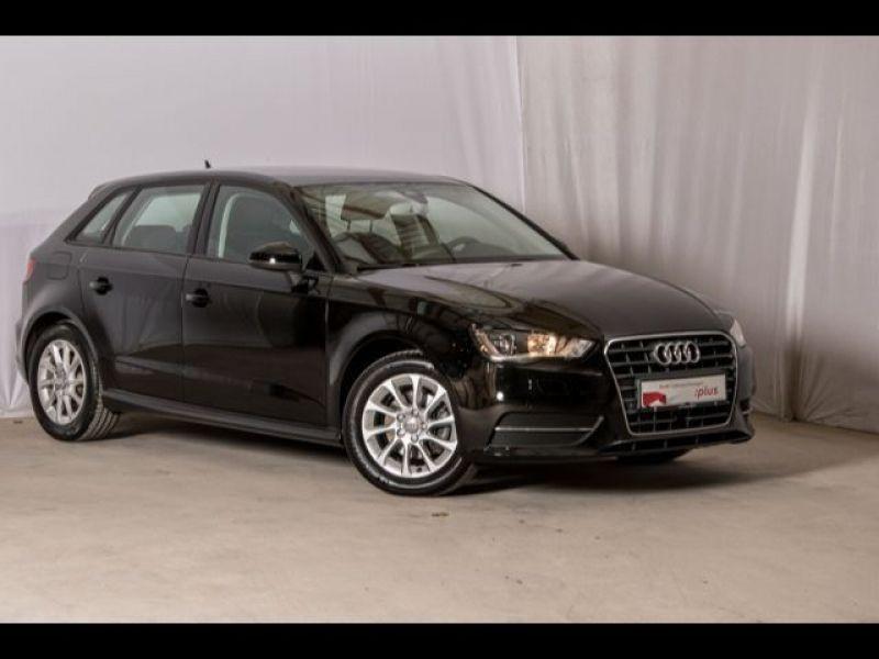 Audi A3 Sportback 1.6 TDI 110 Noir occasion à Beaupuy