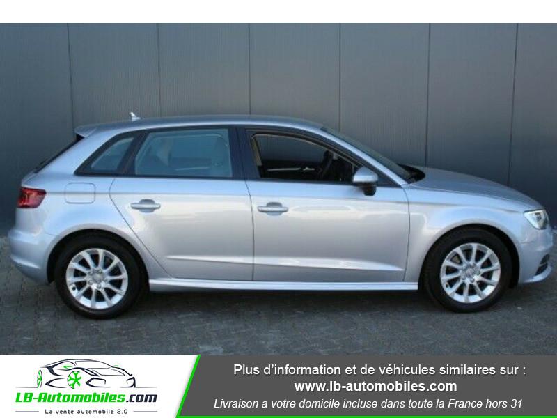 Audi A3 Sportback 1.6 TDI 110 Gris occasion à Beaupuy - photo n°11