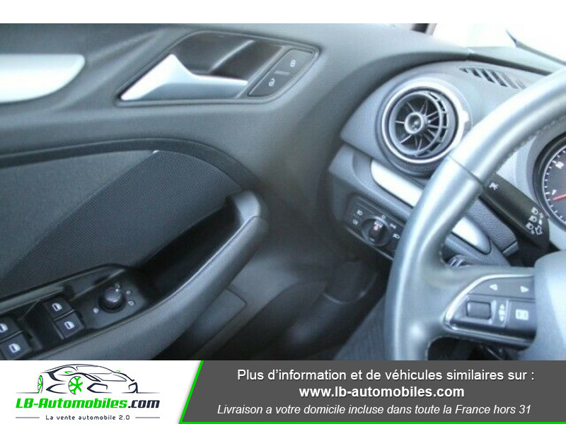 Audi A3 Sportback 1.6 TDI 110 Gris occasion à Beaupuy - photo n°9