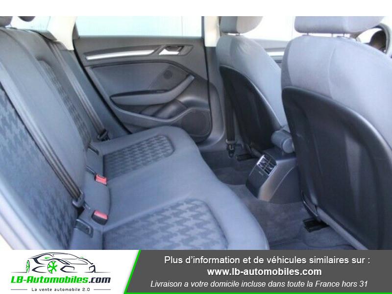 Audi A3 Sportback 1.6 TDI 110 Gris occasion à Beaupuy - photo n°14