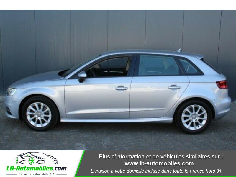 Audi A3 Sportback 1.6 TDI 110 Gris occasion à Beaupuy - photo n°12