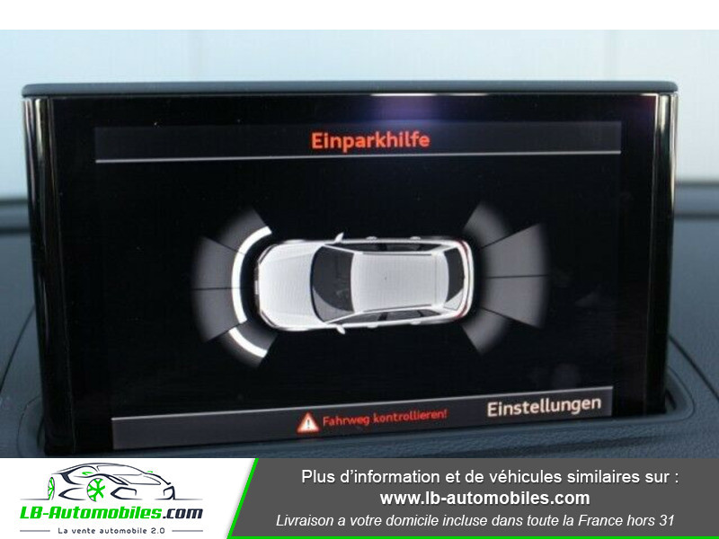 Audi A3 Sportback 1.6 TDI 110 Gris occasion à Beaupuy - photo n°8