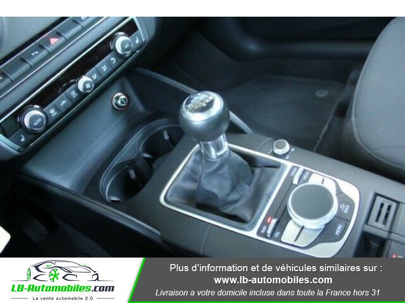 Audi A3 Sportback 1.6 TDI 110 Gris occasion à Beaupuy - photo n°7