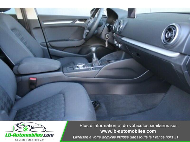 Audi A3 Sportback 1.6 TDI 110 Gris occasion à Beaupuy - photo n°4