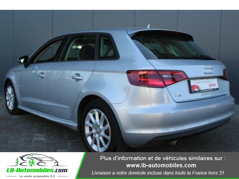 Audi A3 Sportback 1.6 TDI 110 Gris occasion à Beaupuy - photo n°13
