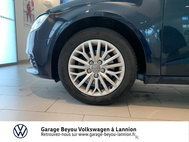 Audi A3 Sportback 1.6 TDI 110ch Business line S tronic 7 Bleu occasion à Lannion - photo n°13