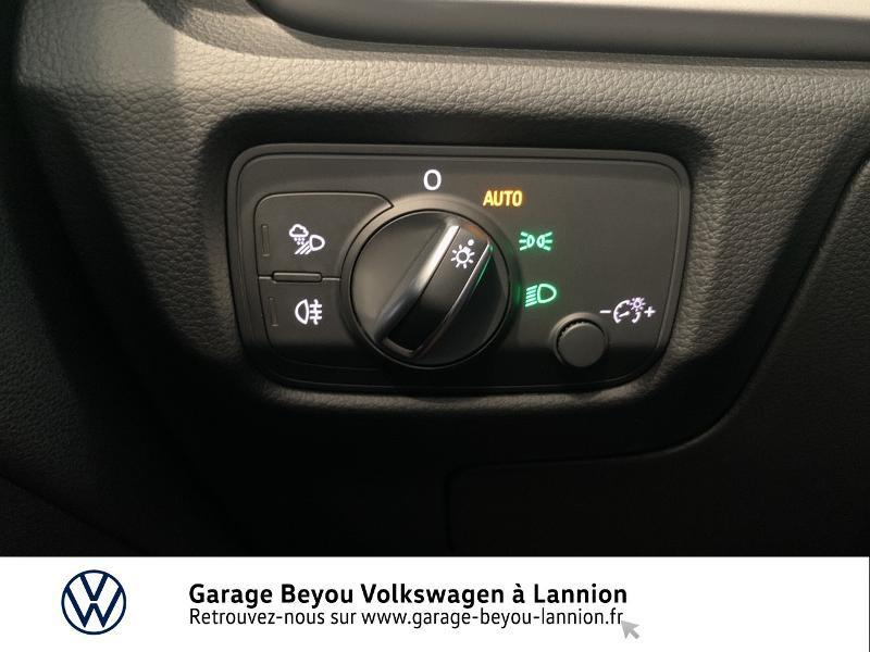 Audi A3 Sportback 1.6 TDI 110ch Business line S tronic 7 Bleu occasion à Lannion - photo n°18