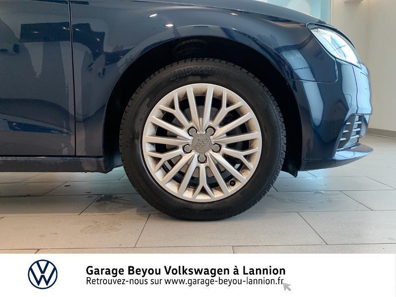 Audi A3 Sportback 1.6 TDI 110ch Business line S tronic 7 Bleu occasion à Lannion - photo n°16