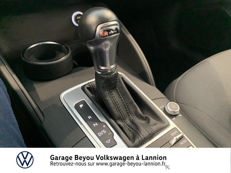 Audi A3 Sportback 1.6 TDI 110ch Business line S tronic 7 Bleu occasion à Lannion - photo n°10