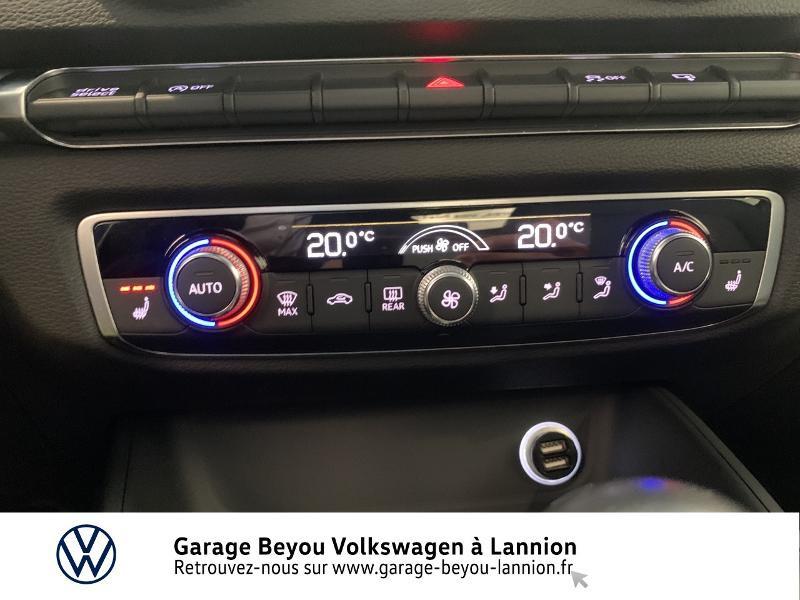 Audi A3 Sportback 1.6 TDI 110ch Business line S tronic 7 Bleu occasion à Lannion - photo n°17