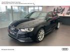 Audi A3 Sportback 1.6 TDI 110ch FAP Business line Noir à Lannion 22