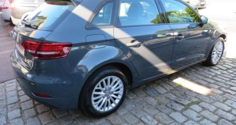 Audi A3 Sportback 1.6 TDI 116CH BUSINESS LINE S TRONIC 7 Gris occasion à Juvisy Sur Orge - photo n°7