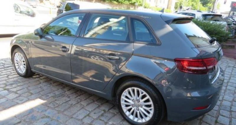 Audi A3 Sportback 1.6 TDI 116CH BUSINESS LINE S TRONIC 7 Gris occasion à Juvisy Sur Orge - photo n°6