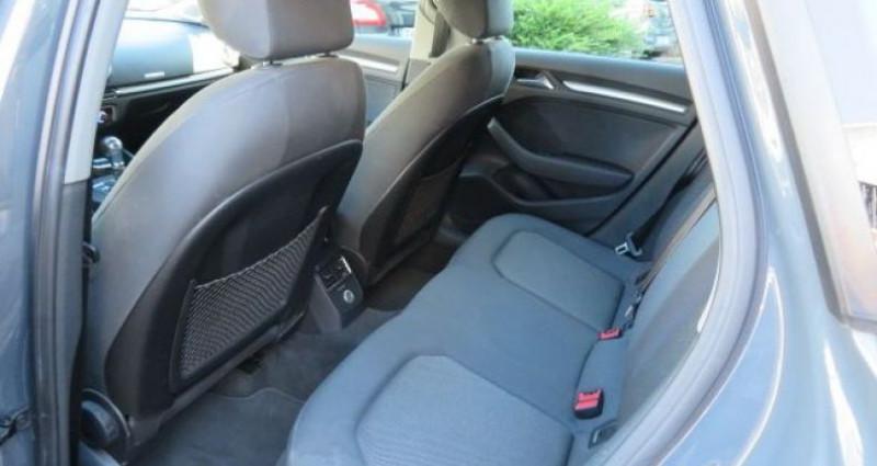 Audi A3 Sportback 1.6 TDI 116CH BUSINESS LINE S TRONIC 7 Gris occasion à Juvisy Sur Orge - photo n°2