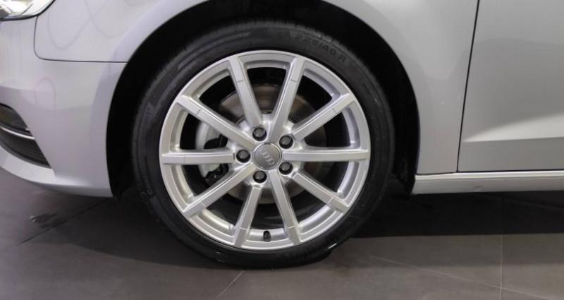 Audi A3 Sportback 1.8 TFSI 180 Ambition Luxe S tronic 7 Gris occasion à Saint-Ouen - photo n°7