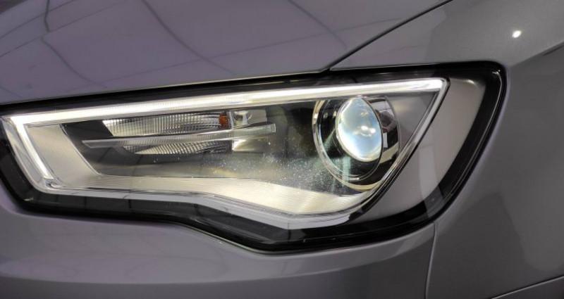 Audi A3 Sportback 1.8 TFSI 180 Ambition Luxe S tronic 7 Gris occasion à Saint-Ouen - photo n°5