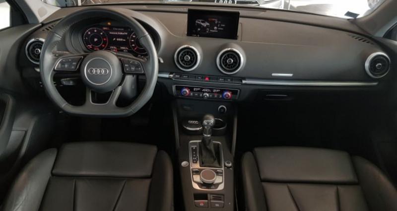 Audi A3 Sportback 2.0 TDI 150 S tronic 6 Design Luxe Gris occasion à LE SOLER - photo n°6