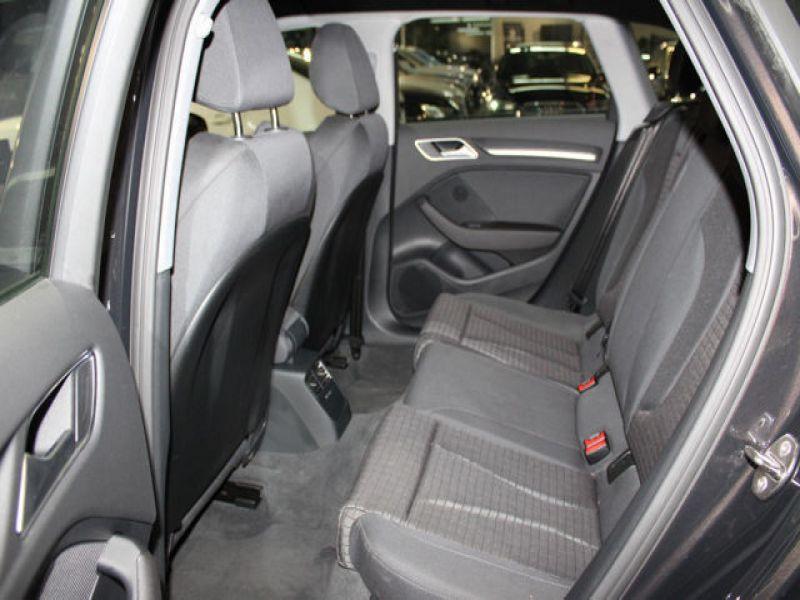 Audi A3 Sportback 2.0 TDI 150 S Tronic Noir occasion à Beaupuy - photo n°5