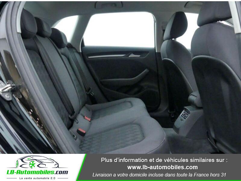 Audi A3 Sportback 2.0 TDI 150 / S-Tronic Noir occasion à Beaupuy - photo n°6