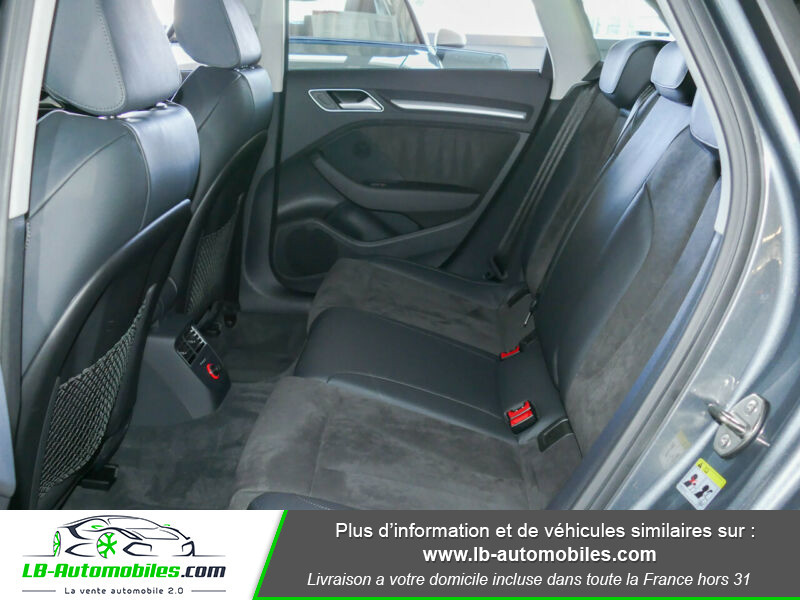 Audi A3 Sportback 2.0 TDI 150 / S-Tronic Gris occasion à Beaupuy - photo n°4