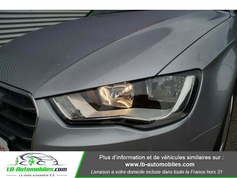 Audi A3 Sportback 2.0 TDI 150 / S-Tronic Argent occasion à Beaupuy - photo n°7