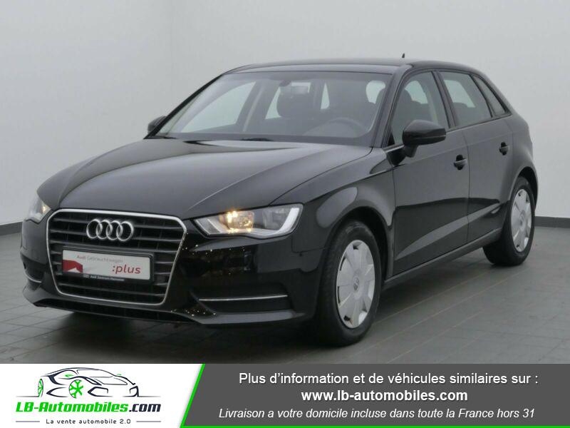Audi A3 Sportback 2.0 TDI 150 / S-Tronic Noir occasion à Beaupuy