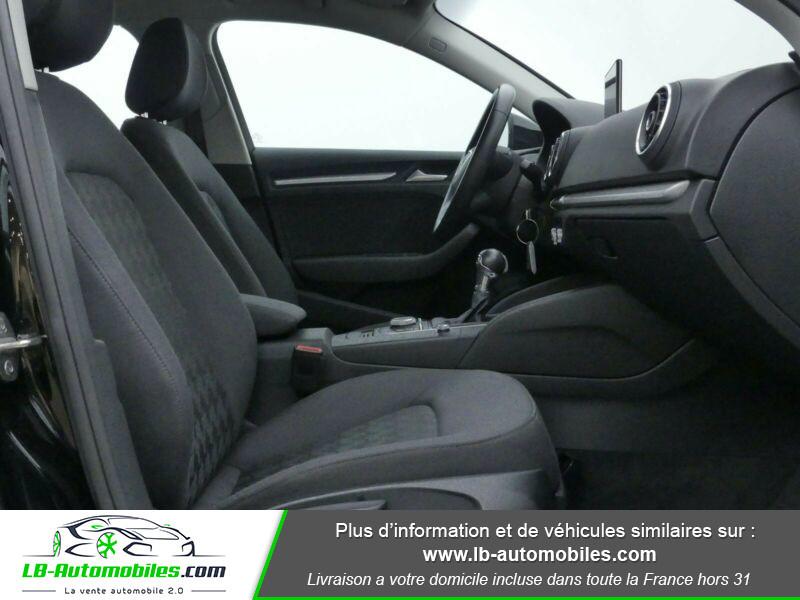 Audi A3 Sportback 2.0 TDI 150 / S-Tronic Noir occasion à Beaupuy - photo n°4