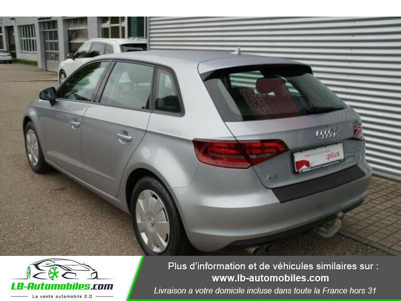 Audi A3 Sportback 2.0 TDI 150 / S-Tronic Argent occasion à Beaupuy - photo n°3