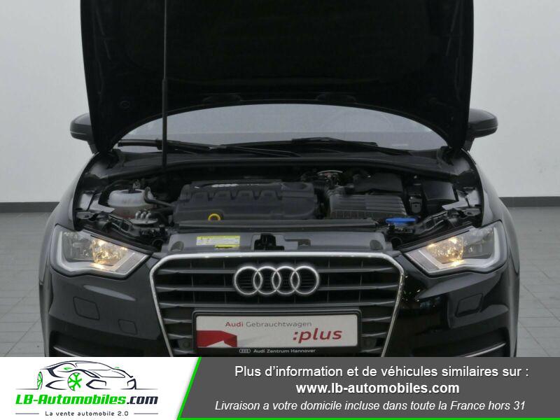 Audi A3 Sportback 2.0 TDI 150 / S-Tronic Noir occasion à Beaupuy - photo n°8