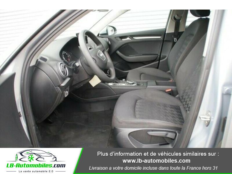 Audi A3 Sportback 2.0 TDI 150 / S-Tronic Argent occasion à Beaupuy - photo n°4