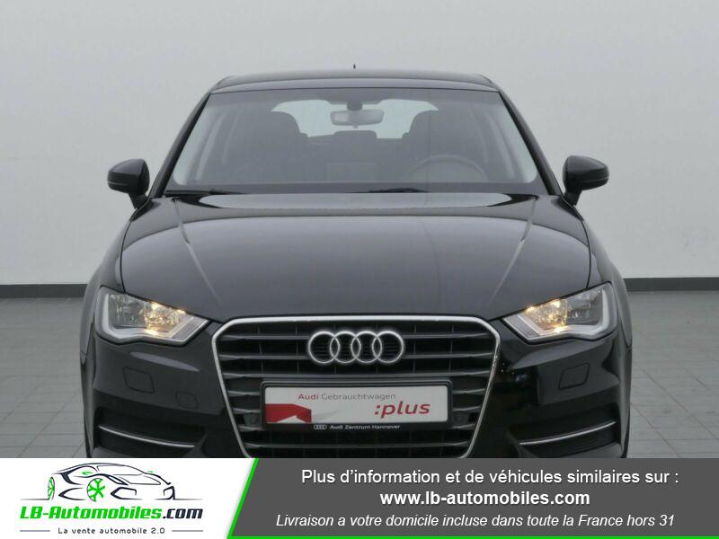 Audi A3 Sportback 2.0 TDI 150 / S-Tronic Noir occasion à Beaupuy - photo n°3