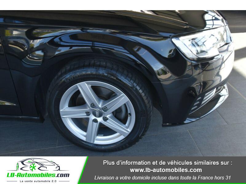 Audi A3 Sportback 2.0 TDI 150 / S-Tronic Noir occasion à Beaupuy - photo n°9