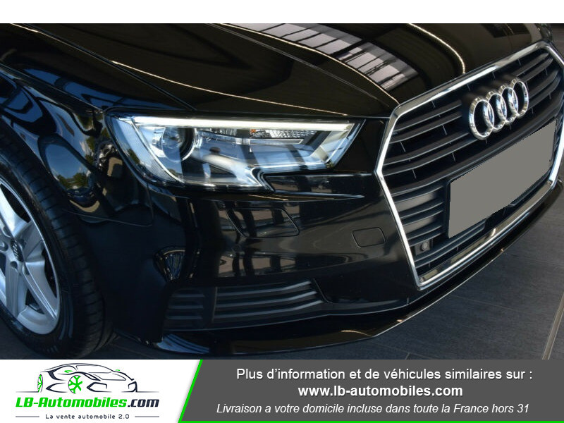 Audi A3 Sportback 2.0 TDI 150 / S-Tronic Noir occasion à Beaupuy - photo n°10