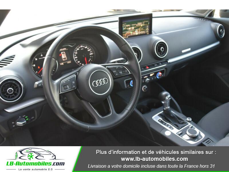 Audi A3 Sportback 2.0 TDI 150 / S-Tronic Noir occasion à Beaupuy - photo n°7
