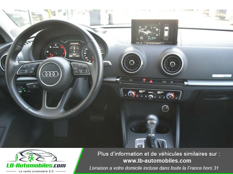 Audi A3 Sportback 2.0 TDI 150 / S-Tronic Noir occasion à Beaupuy - photo n°2