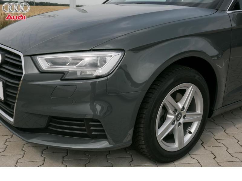 Audi A3 Sportback 2.0 TDI 150 Gris occasion à Beaupuy - photo n°6
