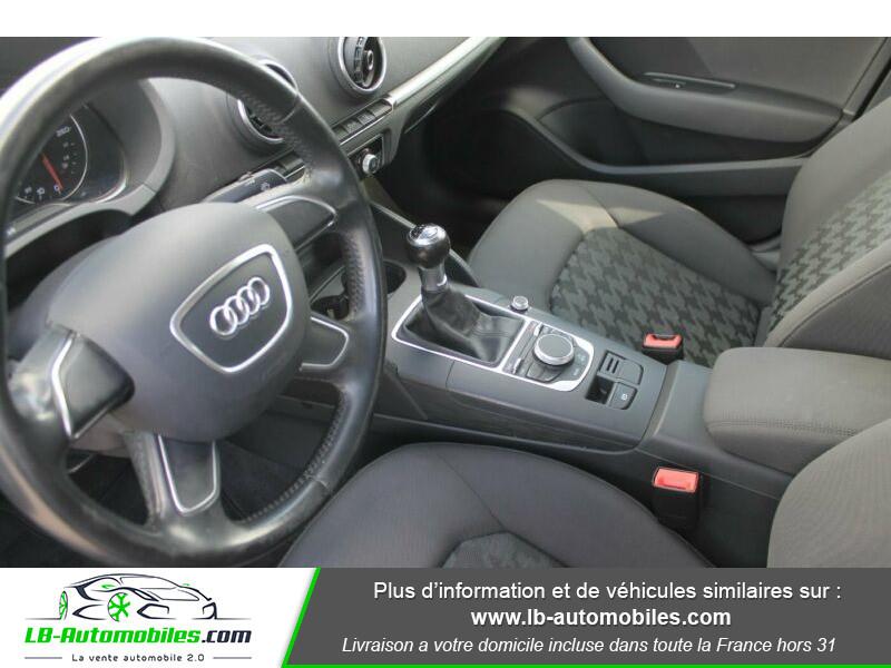 Audi A3 Sportback 2.0 TDI 150 Noir occasion à Beaupuy - photo n°4