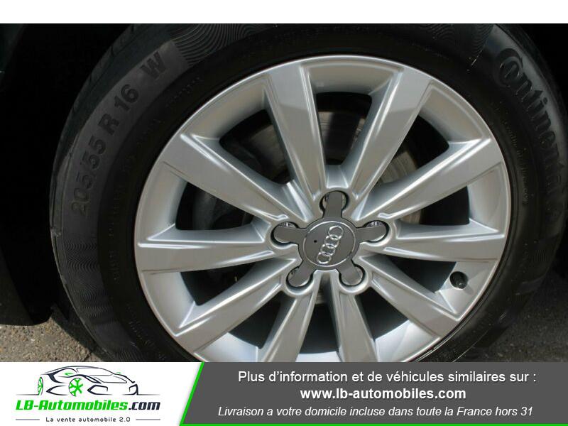 Audi A3 Sportback 2.0 TDI 150 Noir occasion à Beaupuy - photo n°14