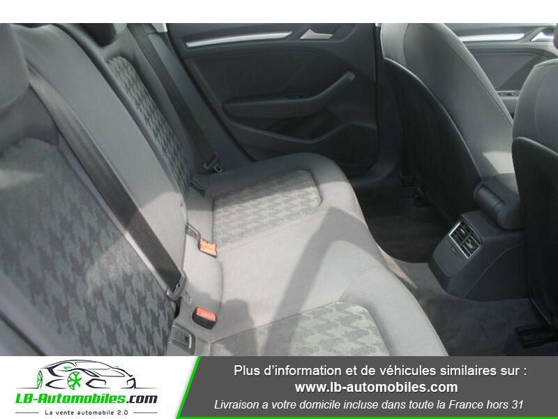 Audi A3 Sportback 2.0 TDI 150 Noir occasion à Beaupuy - photo n°8